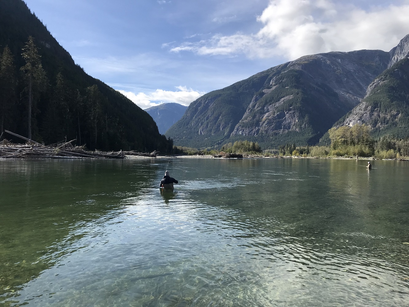 kanada canada britishcolumbia flyfishing perhokalastus flugfiske salmon steelhead hopealohi cohosalmon kalastus kalastusmatka fishmaster